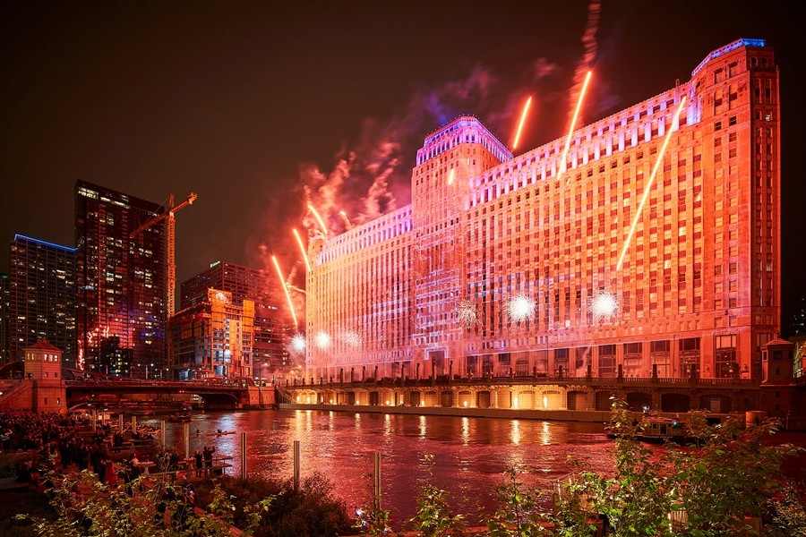 theMART Building
