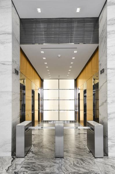Building Elevator Area