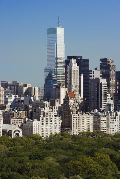 Building's Central Park View