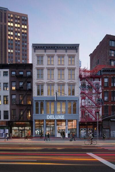57 LISPENARD STREET Building