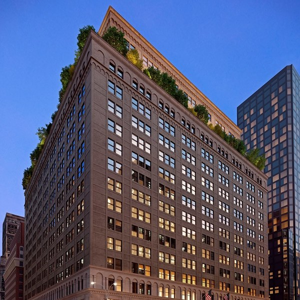 ONE PARK AVENUE Building