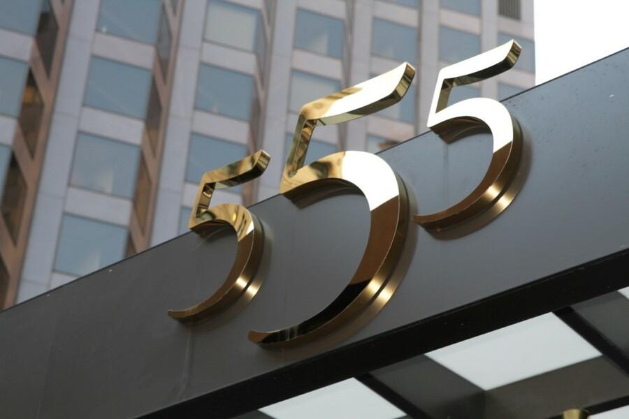 555 CALIFORNIA STREET Building
