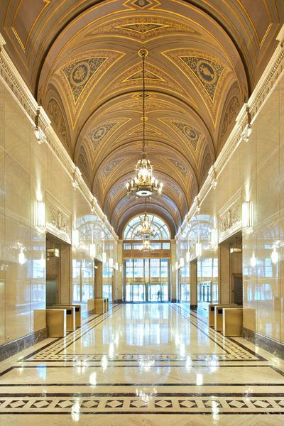 Entranceway Lobby Interior