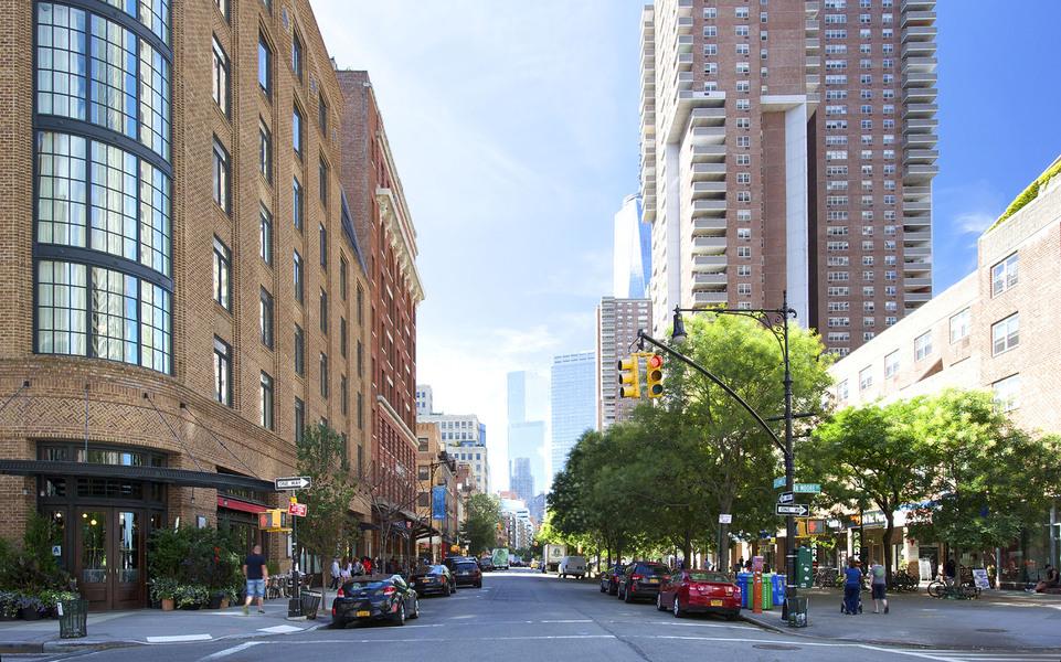 Building Street View