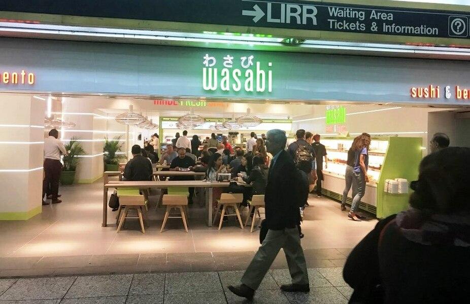 Building Wasabi Restaurant