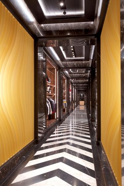 Building Store Interior