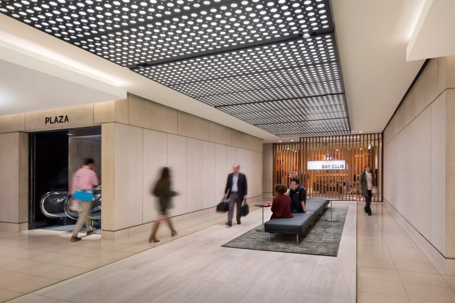 Building Concourse Reception