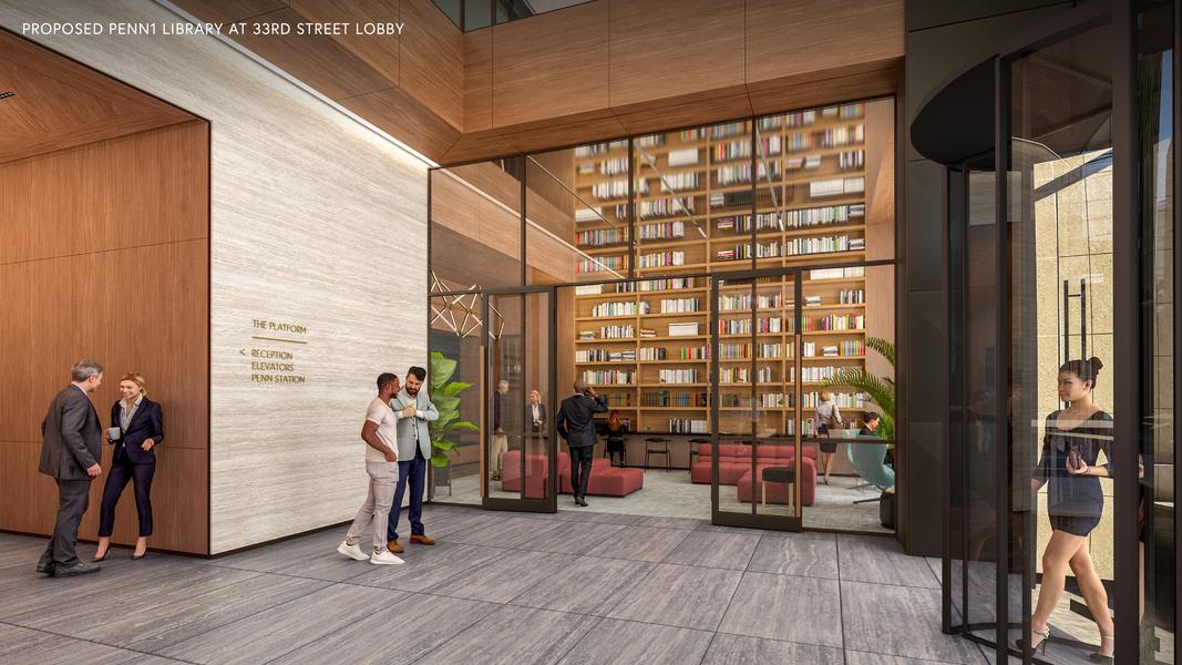 Building Interior Library