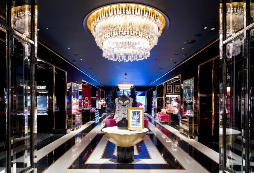 Victoria Secret Interior