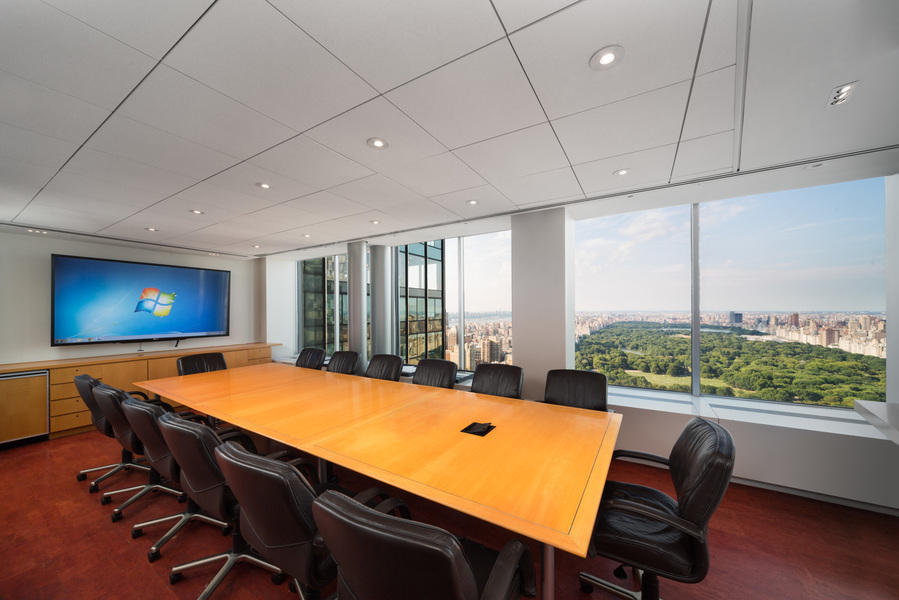 Building Interior Conference Room