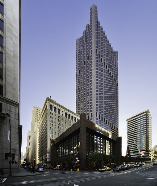 555 CALIFORNIA STREET Building