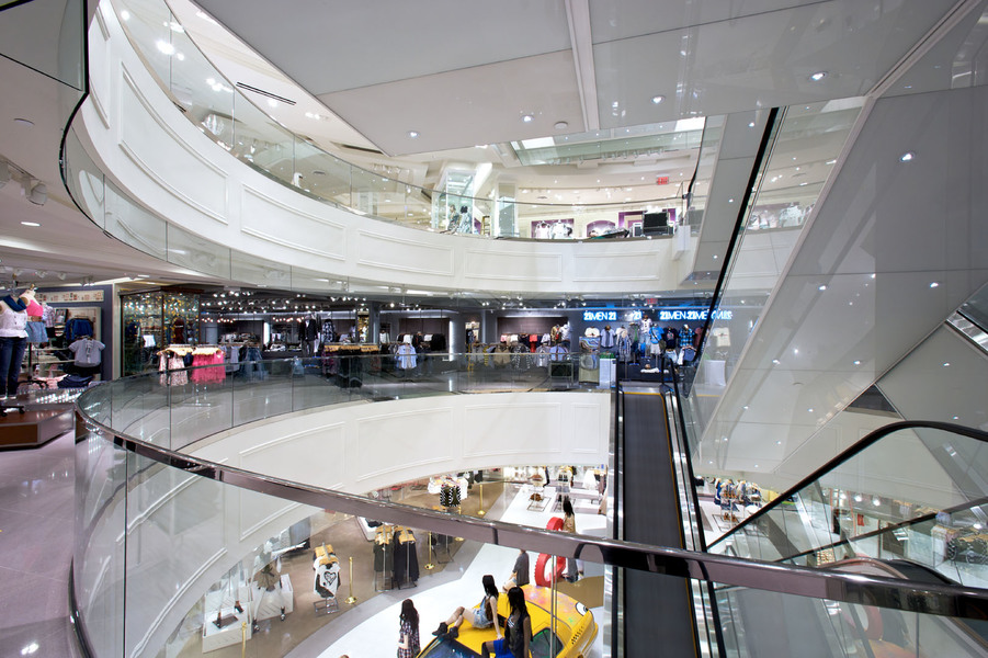 Building's Interior