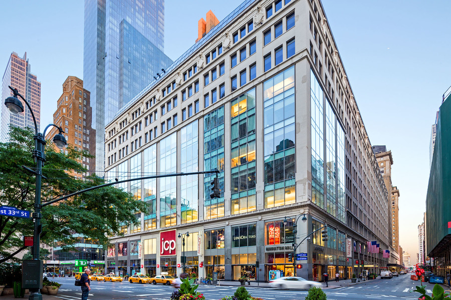 Retail | MANHATTAN MALL/100 WEST 33RD STREET | Vornado Realty Trust