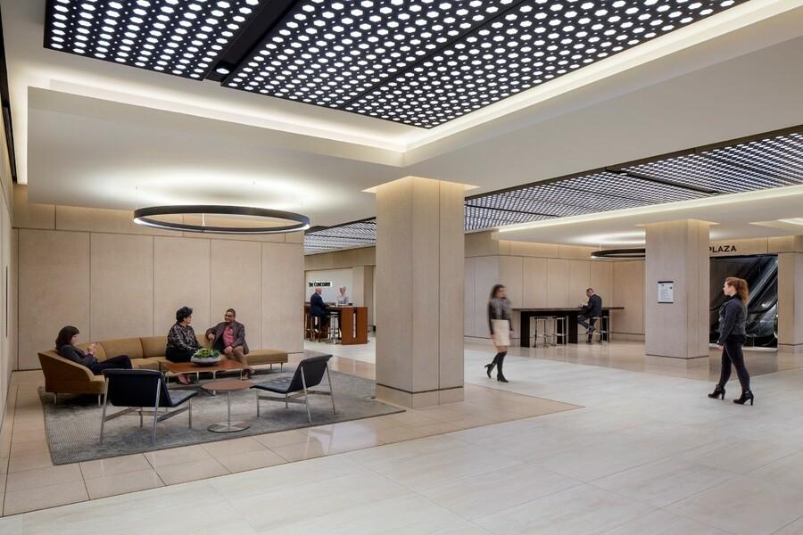 Building Concourse Reception