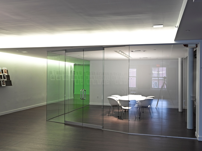 Interior Conference Room in Building