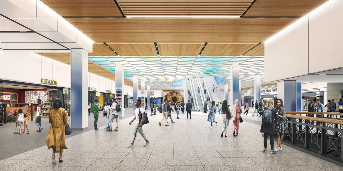 LIRR Concourse