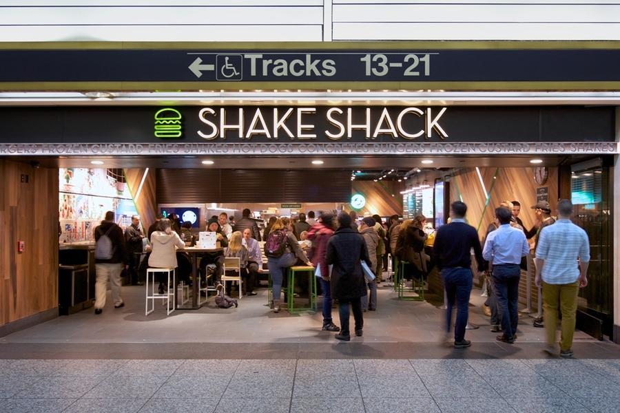 Building Shakeshack