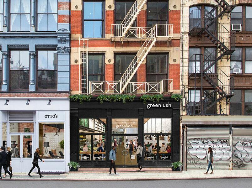 37 LISPENARD STREET Building