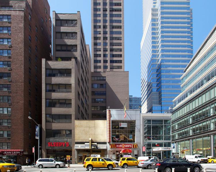 966 THIRD AVENUE Building
