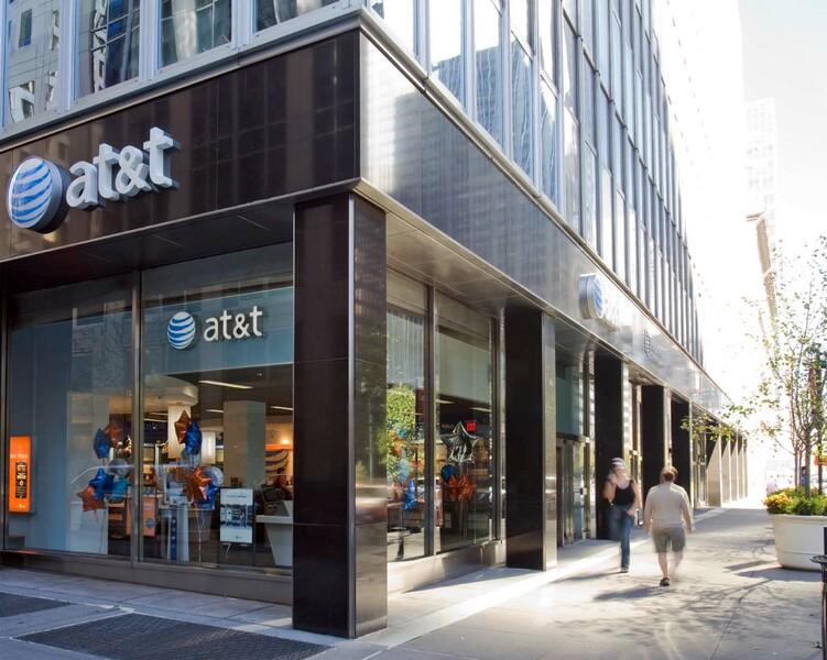 Building Storefront Corner View